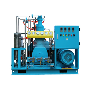 40m3 Oil Free Industrial Reciprocating Supplier ng Purong Oxygen Compressor