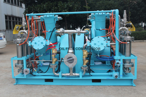 Oil Free Reciprocating Low Pressure Oxygen Compressor