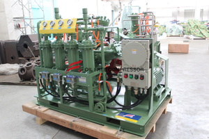 Industrial Gas Hydrogen Recycle Compressor sa Refinery
